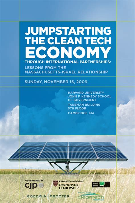 Clean Tech Mba by Harvard