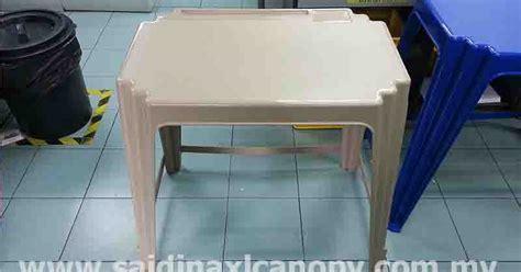 Meja Plastik Peperiksaan saidina perabot meja sekolah peperiksaan plastik