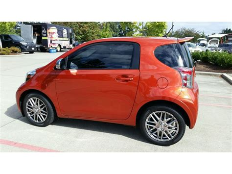 used scion cars for sale by owner used 2012 scion iq for sale by owner in lakewood wa 98498