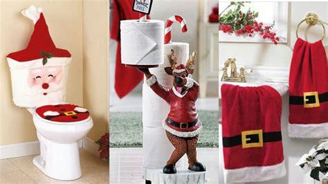 decoracion de navidad  banos ideas de adornos navidenos  te encantaran