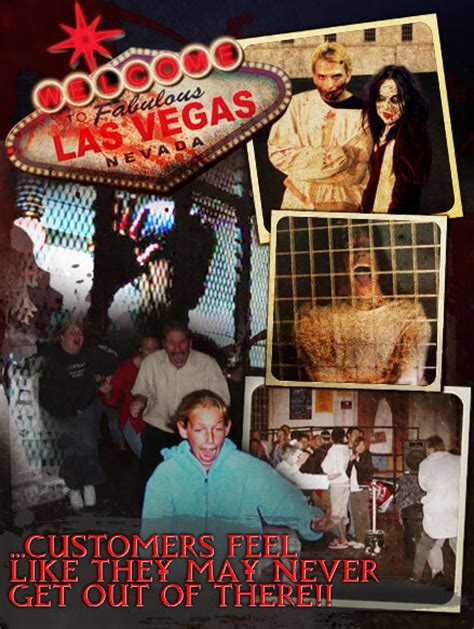 haunted house in las vegas nevada scariest and best