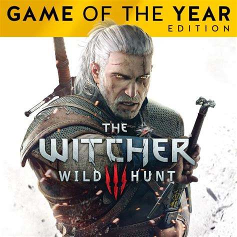 Ps4 The Witcher 3 Hunt Complete Edition the witcher 3 hunt complete edition 2016 playstation 4 box cover mobygames