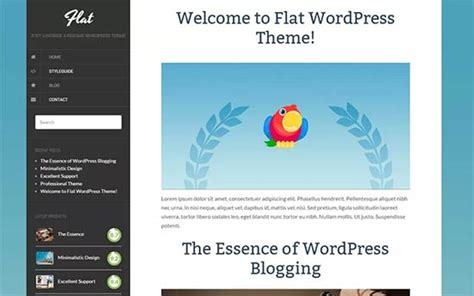 wordpress theme center layout 49 best free wordpress blog themes for 2018