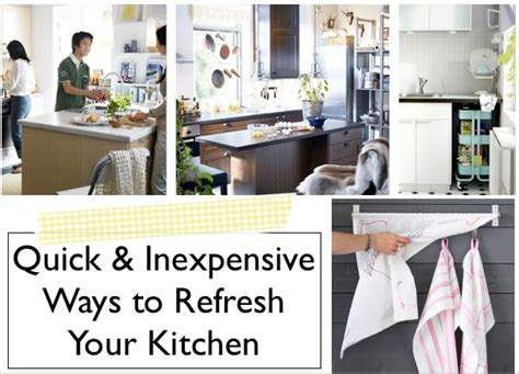 kitchen refresh ideas how to refresh your kitchen with ikea kitchen products