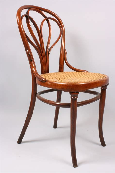 armchair historian lot 144 thonet classic bentwood side chair model 31