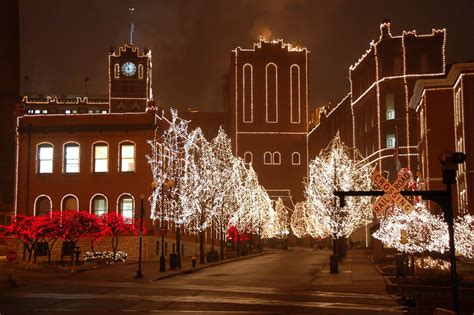 brewery lights st louis the best neighborhood christmas lights in st louis
