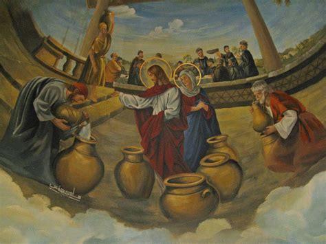 Wedding In Cana Sermon by Travel Tuesdays Deir Mari Girgis El Ballas A Holy Modern