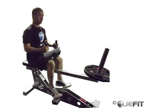 seated calf press seated calf raise exercise database jefit best