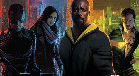 are marvel s netflix shows better than their movies marvel s the defenders is the crossover event mcu fans