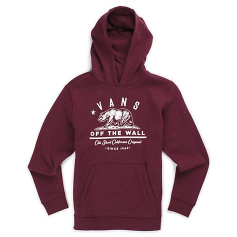 Hoodie Jdm Boy Clothing boys skool cali pullover hoodie shop boys sweatshirts at vans