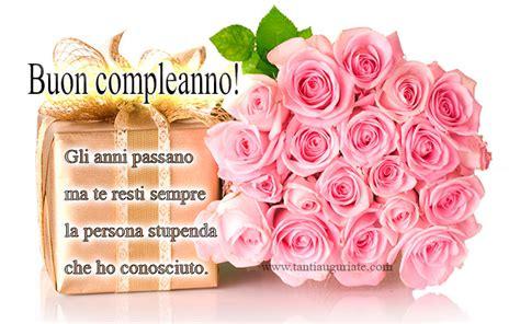 cartoline buon compleanno con fiori immagini auguri compleanno con fiori