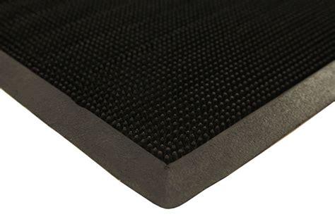 create rubber st door matting luxury hardwearing adem rib matting for