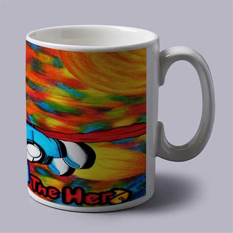 artistic coffee doraemon the hero artistic coffee mug prices in india