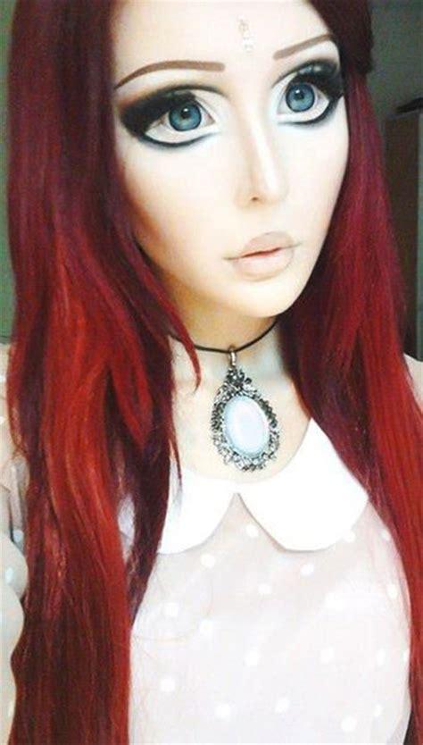 human barbie doll eyes 12 halloween doll face makeup ideas 2016 modern fashion