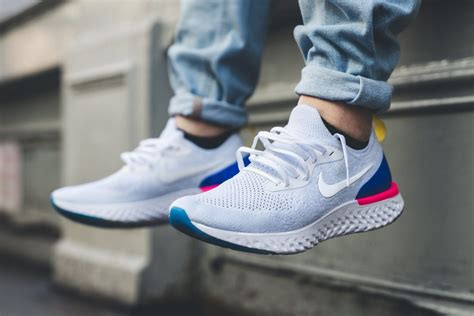Nike React Epic the nike epic react flyknit is now available on nike sg and my