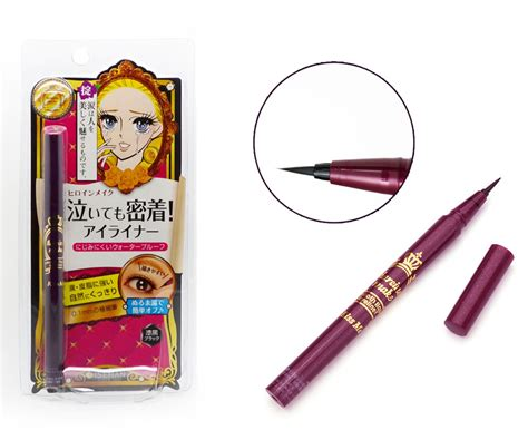 Eyeliner Heroine Make review me heroine make smooth liquid eyeliner