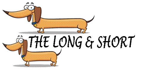 inspiration to dream: the long and short of it