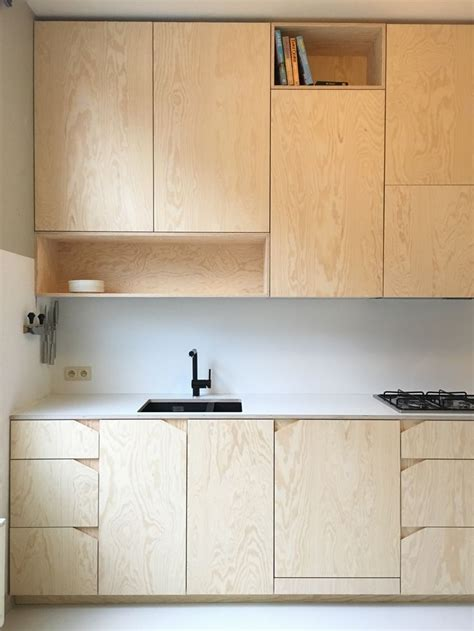 plywood kitchen cabinet best 25 plywood kitchen ideas on pinterest plywood