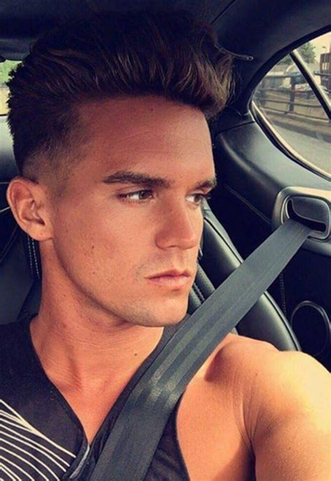 gary beadle hairstyle geordie shore s gaz beadle for i m a celeb i love a show