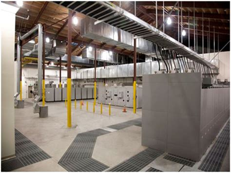 electrical room design anaheim electrical substation facility builders