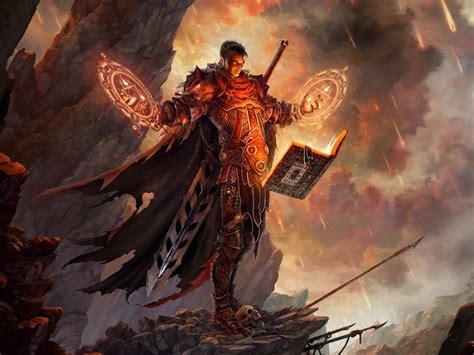 how diablo became spirit books mage books artwork realistic diablo iii swords
