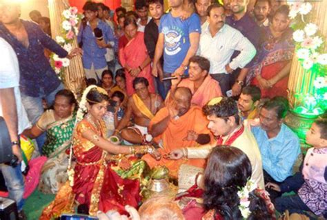 Madhu priya marriage songs 2015