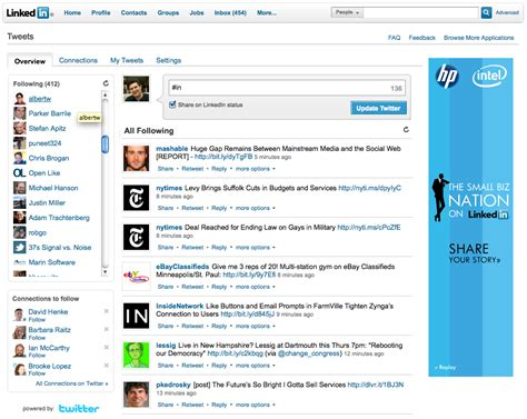 Find On Linkedin Find And Follow Your Linkedin Connections On Official Linkedin