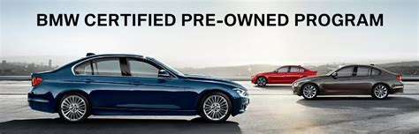 cpo bmw certified pre owned program incentives elmhurst bmw