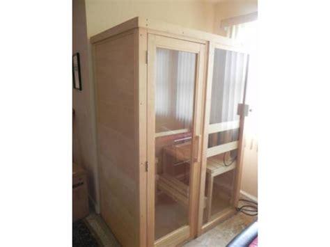 Larchmont Heat Detox infared heavenly heat sauna kd cl 100 for sale 999