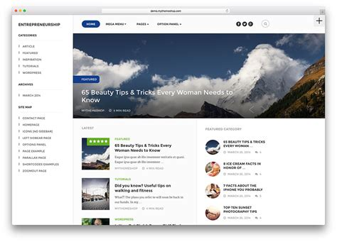 blog themes clean 30 greatest weblog wordpress themes for company private
