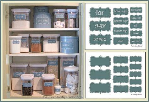 baking storage remodelaholic 25 clever kitchen storage ideas