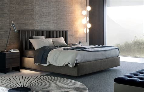 Usa Rooms by Arca Bed Bedroom By Poliform Usa