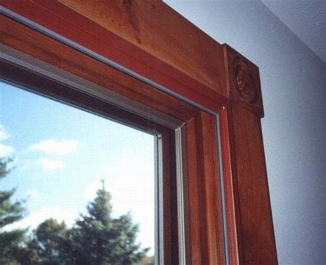 soundproof window coverings custom copper color matched to wood trim spwt s