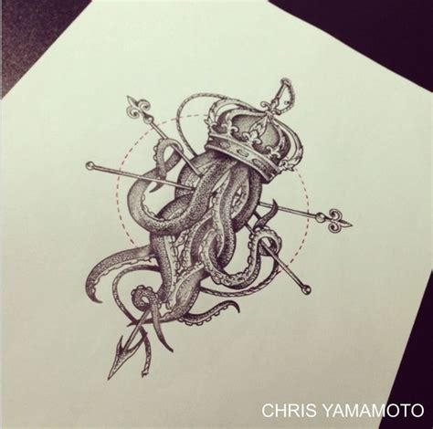 best 25 octopus sketch ideas on pinterest kraken tattoo