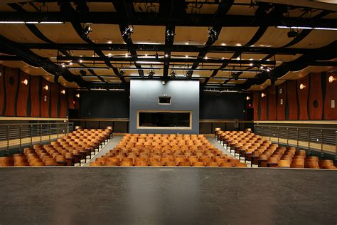 hillsdale high school theater northwestern design