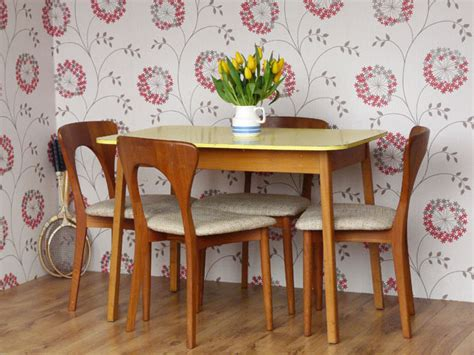 retro formica dining kitchen table 2 sold scaramanga