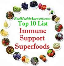 top ten superfoods guide book books immune support superfruits top 10 list