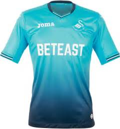home shirts swansea city 2016 17 joma home away shirts football