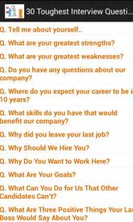 hr questions ans android apps on play