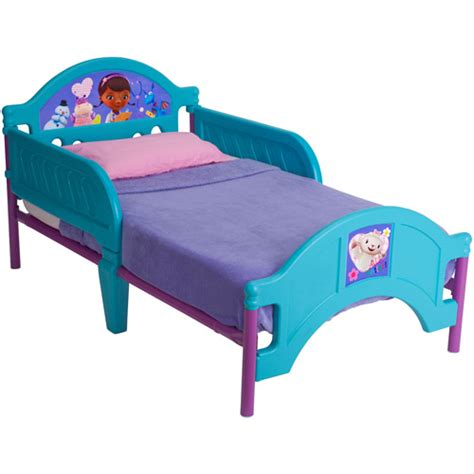 beds for toddlers walmart disney doc mcstuffins toddler bed walmart com