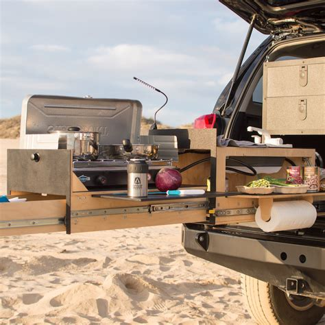 scout overland kitchen  coolector