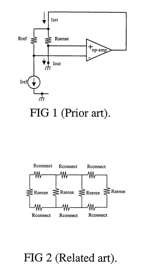 current sense resistor kelvin connection patent us7031855 current sense resistor circuit with averaging kelvin sense features