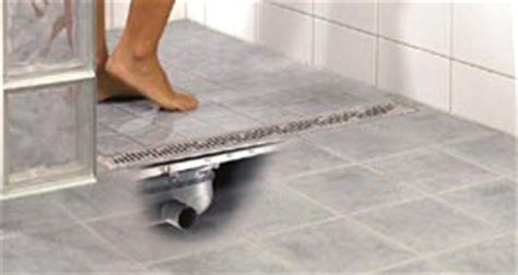room drainage channels wetroom info