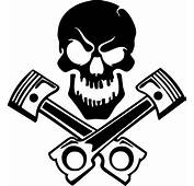 Skull Stickers – Sticky Addiction