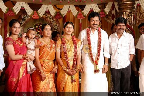 marriage pics karthi marriage pics 1