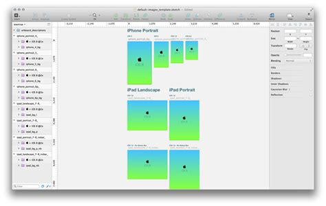 ios sketch template github budelman ios launch screen template for sketch a
