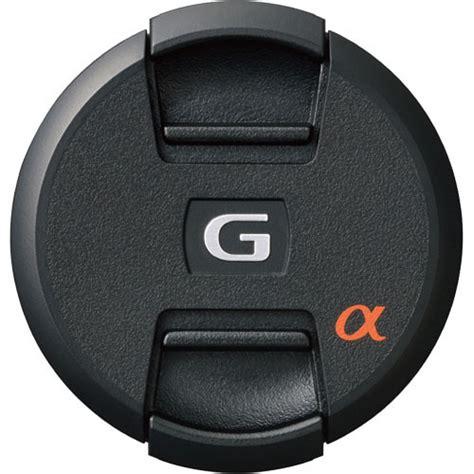 Sony Alpha Lenscap 62 Mm sony alc f62g 62mm front lens cap for alpha slr lenses alcf62g