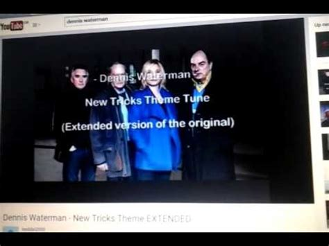 theme song new tricks dennis waterman new tricks theme song extended youtube