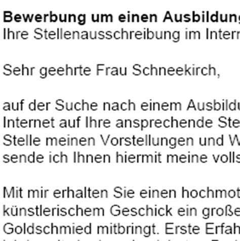 Bewerbungsschreiben Ausbildung Goldschmied Vertrag Vorlage Digitaldrucke De Bewerbung Goldschmied Vorlage Ausbildung Bewerbungen