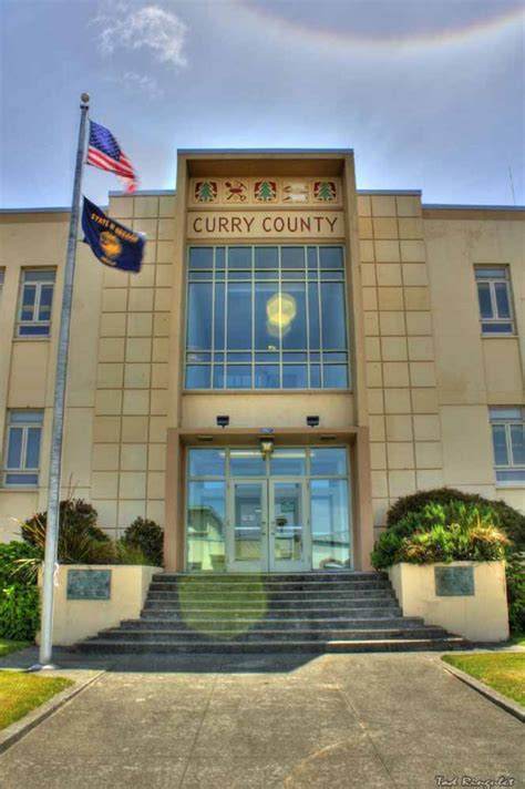 Curry County Court Records Curry County Courthouse Association Of Oregon Counties